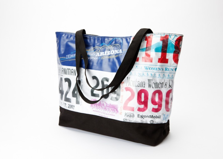 Race Day Tote - perfect size for airplane carry-on and the inside pocket is huge!